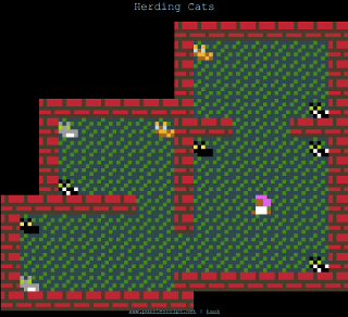 Herding cats screenshot